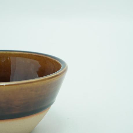 切立鉢(5寸/約15cm)飴・下焼き締め (10)
