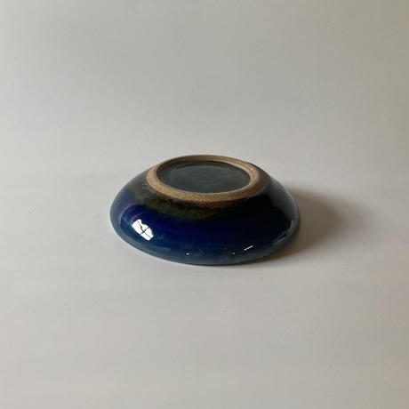 深皿(4.5寸/約13.5cm)呉須 (05)