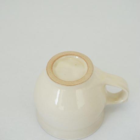 モーニングカップ 白 (09)