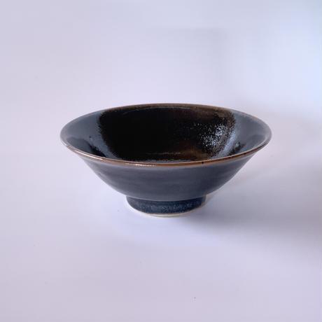鉢(5寸/約15㎝)黒 (08)
