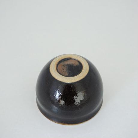 カフェオレボウル 黒(口径約12cm・高さ約8~8.5cm)(03)