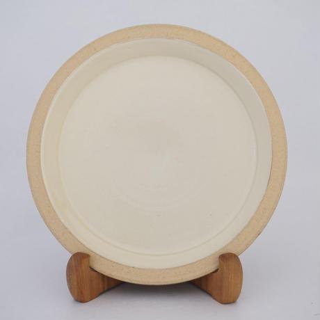 パン皿(7寸/約21cm)白 (07)