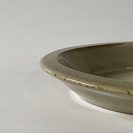 楕円皿(型)内白 (11)