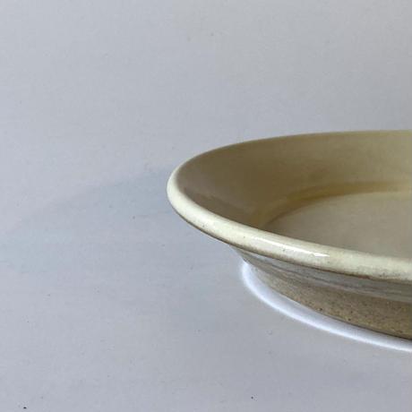 縁付平皿(6寸/約18㎝)白 (12)