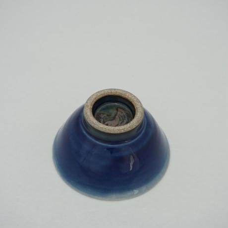 ご飯茶碗(大 口径約12.5cm・高さ約6.5cm)呉須 (08)