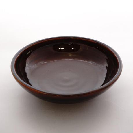 深皿(7寸/約21㎝)飴 (02)