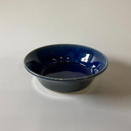 はたぞり切立鉢(6寸/約18㎝)呉須 (12)