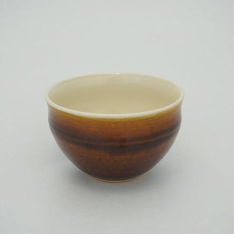 カフェオレボウル 飴(口径約12cm・高さ約8~8.5cm)(03)