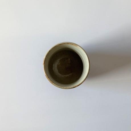 湯呑(小) 呉須/胴紐 (01)