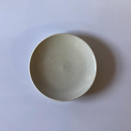 平皿(6寸/約18㎝)白 (01)