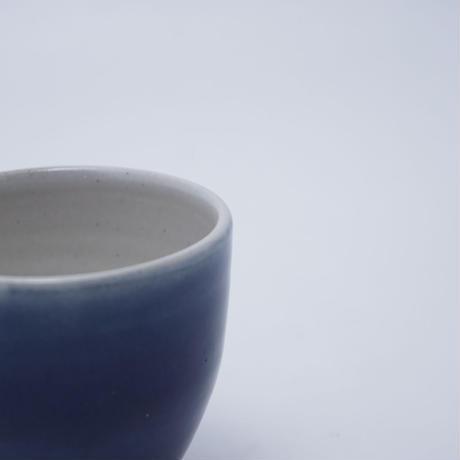 ウォーク型湯呑(小)呉須 (13)