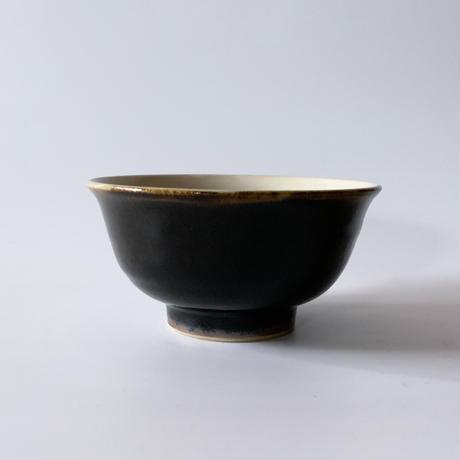 丼鉢(5寸/約15㎝)黒 (08)