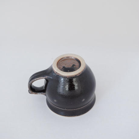 モーニングカップ 黒 (09)
