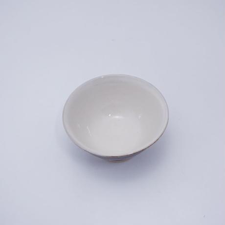 ご飯茶碗(小 口径約11.5cm・高さ約6cm)黒 (08)