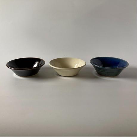 はたぞり切立鉢(4寸/約12㎝)黒 (12)