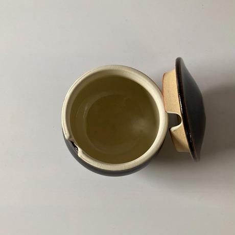 砂糖壷 黒 (11)