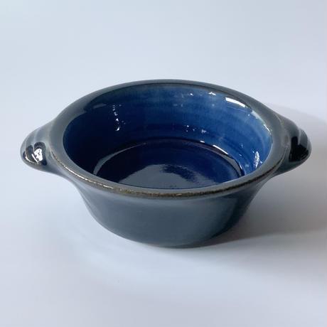 グラタン皿 呉須 (07)