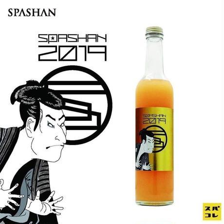 SPASHAN2019 スパシャン 500㎖ 洗車 コーティング