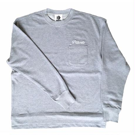 POKET WIDE SWEAT