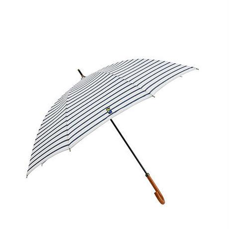 【先行発売】[91110] ワンポイント刺繍日傘 ミニオン / ボーダー