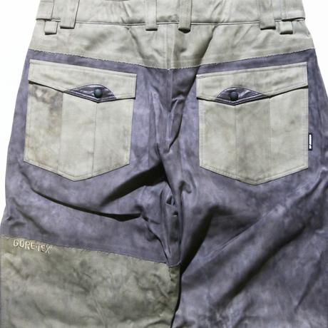 CROUT Pants.《Cotton100%3Layer》