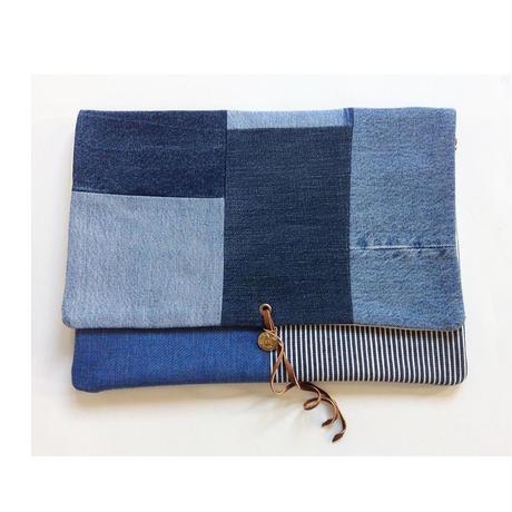 REMADE Clutch Bag 《クラッチバッグMサイズ 》