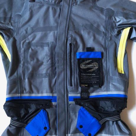 ATLAS JACKET コンフォートマッピング BLUE  過去の名品ジャケット