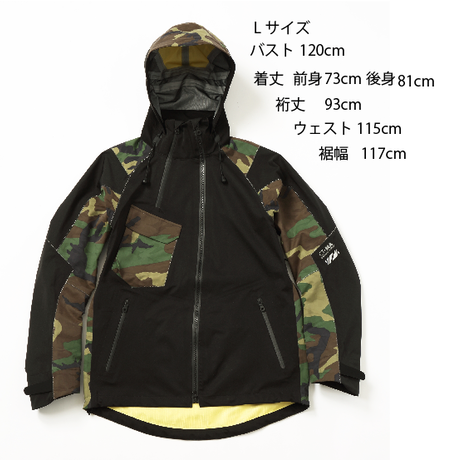 collect mania  OVERSPECK JK 3D-CAMO《3Dジャガードカモ》