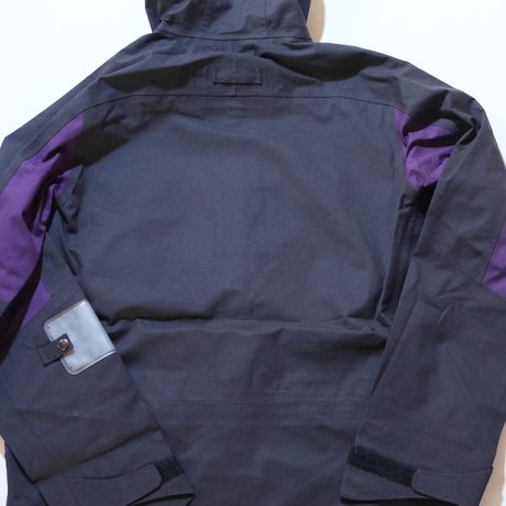 Lightning Jacket 《BLACK×plum》