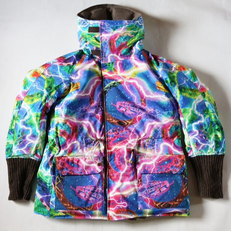雷神DOWN JACKET《is-ness×sp-design》