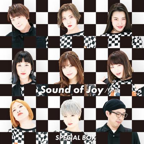 通常盤 TypeA『Sound of Joy / ONE』TPS-10002