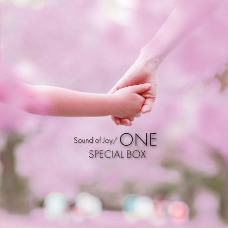通常盤 TypeB『Sound of Joy / ONE』TPS-10004