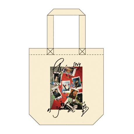 xD OFFICIAL TOTEBAG