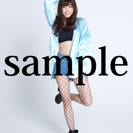 【HAY】長谷川愛 生写真4