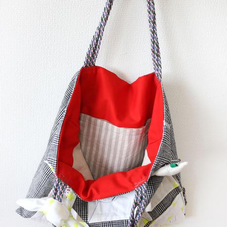 ピラピラ付きバッグ