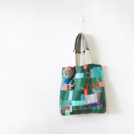 ちくちく2‐faced bag「G×G」再販