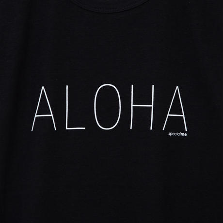 ALOHA  ブラック
