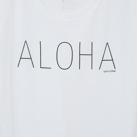 ALOHA  ホワイト