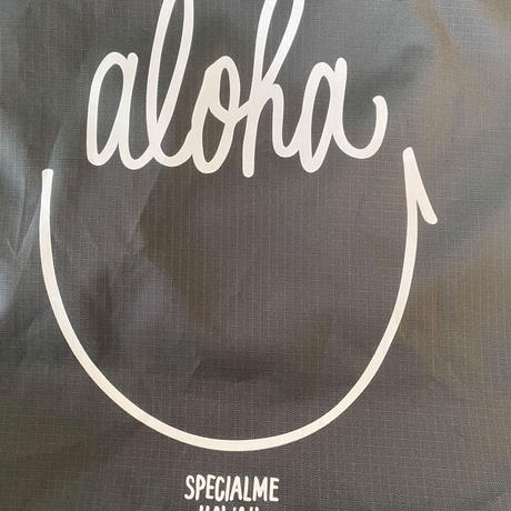 aloha smile マーケットバック (オリーブ)