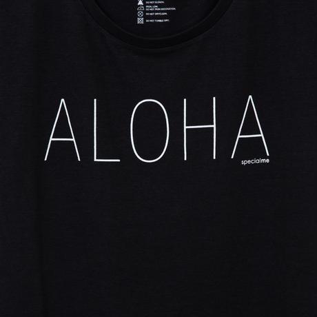 ALOHA ブラック WOMEN'S