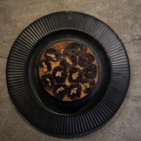 アップサイドダウンケーキ〈いちじくのケーキ〉