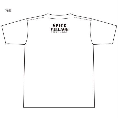 SPICE VILLAGE オリジナルTシャツ