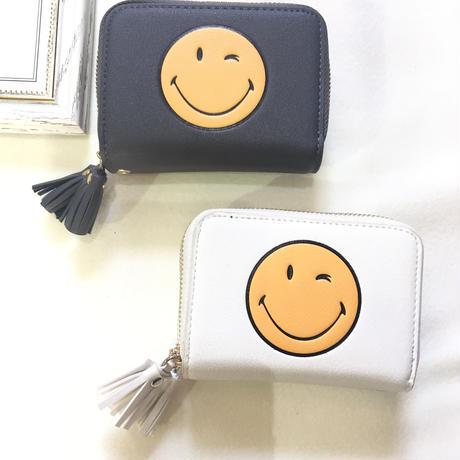 スマイルミニ財布