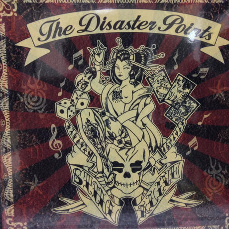 THE DISASTER POINTS「STILL ALIVE E.P.」