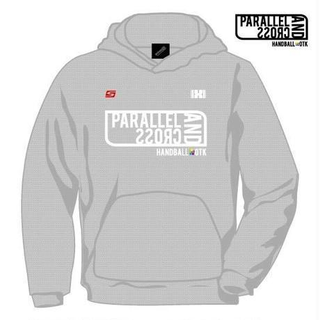 パラクロハンドボールフーデッドパーカ SP-PASHP01G