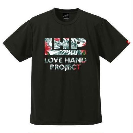 SPIDER/LHPハンドボールTシャツ SP-T09  ブラック×トロピカルB