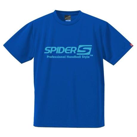 スパイダーハンドボールTシャツSP-SPRT01RBS/ロイヤルブルー