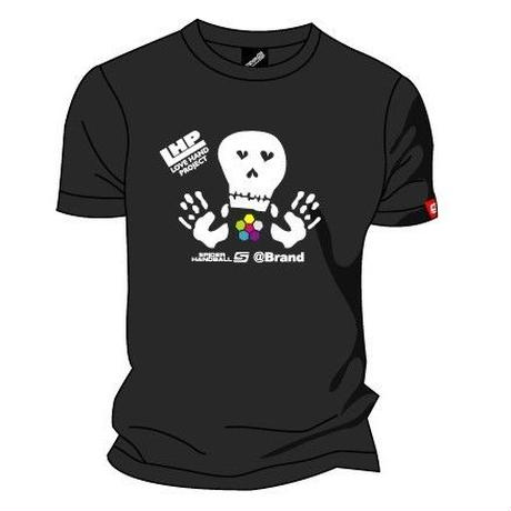 スパイダーハンドボールTシャツSP-TSS/ブラック