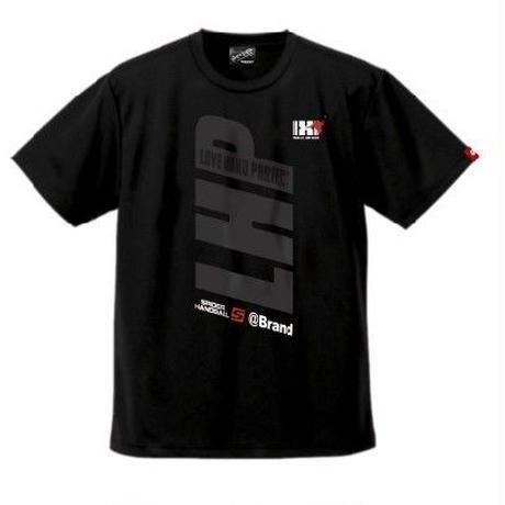 スパイダーハンドボールTシャツSP-LHPTSブラック