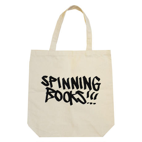 spinning books Original Tote Bag